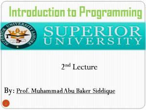 2 Superior-University-I2P-